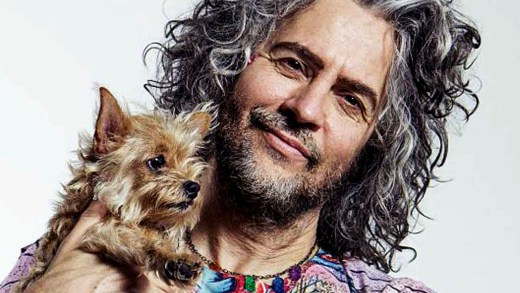 Wayne Coyne and Friend