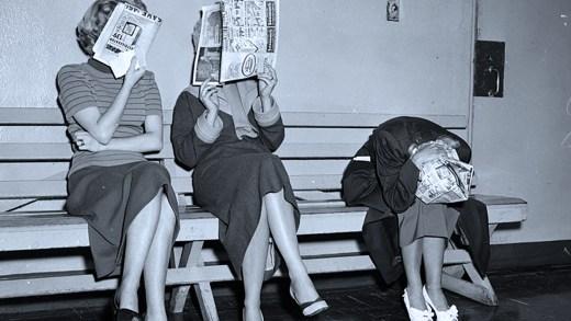 Dope Arrests - 1951