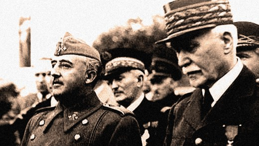 Franco-Petain Summit - 1941