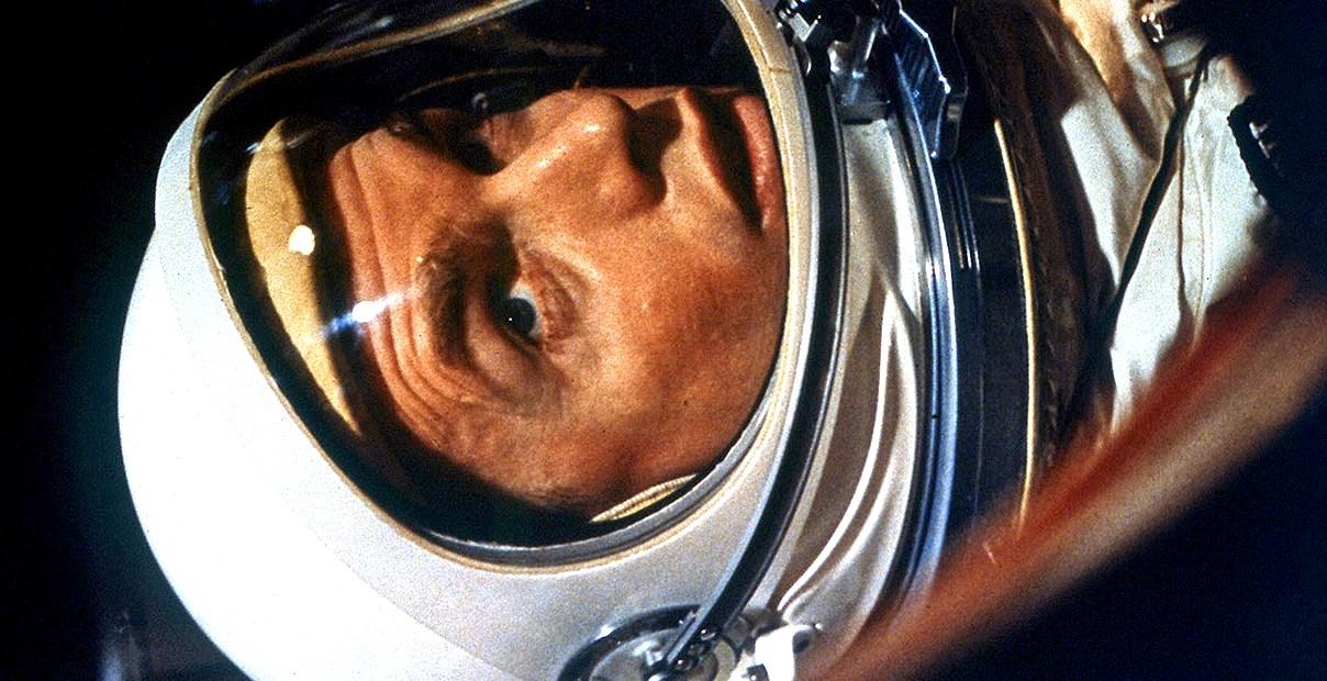 Gemini 8 - Astronaut David Scott