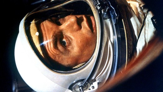 Gemini 8 - Astronaut David Scott