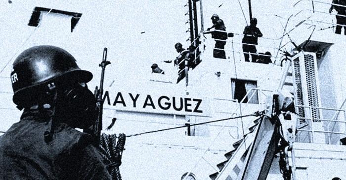 Mayaguez Incident - May 1975