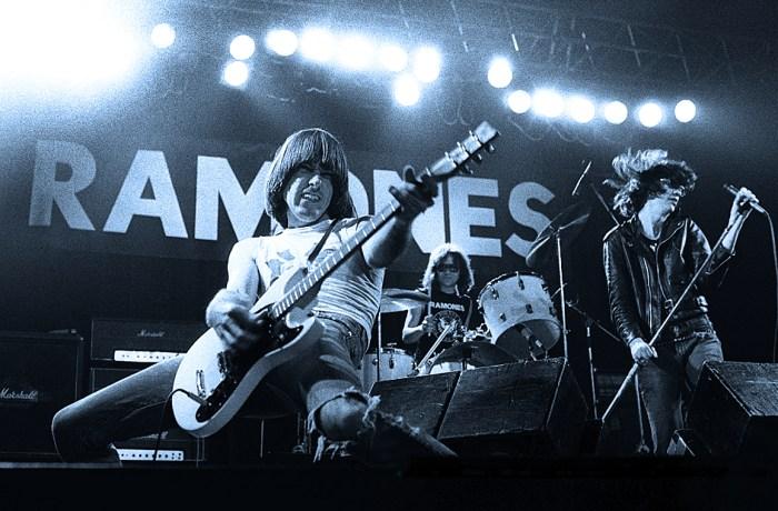 The Ramones In Concert