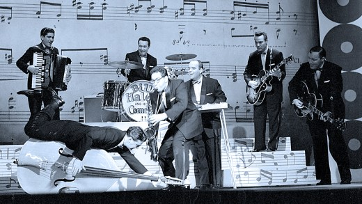 Bill Haley And His Comets - 1956
