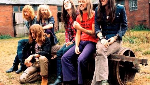 Hawkwind In Concert - 1972