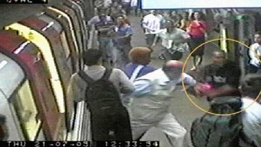 London Subway Bombing Suspects - 2005