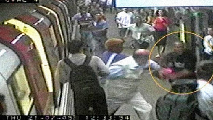 London Subway Bombing Suspects - 2005