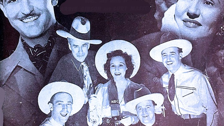 Louise Massey And The Westerners - 1941