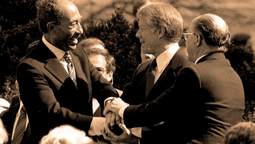 Egyptian-Israeli Peace Summit - 1978