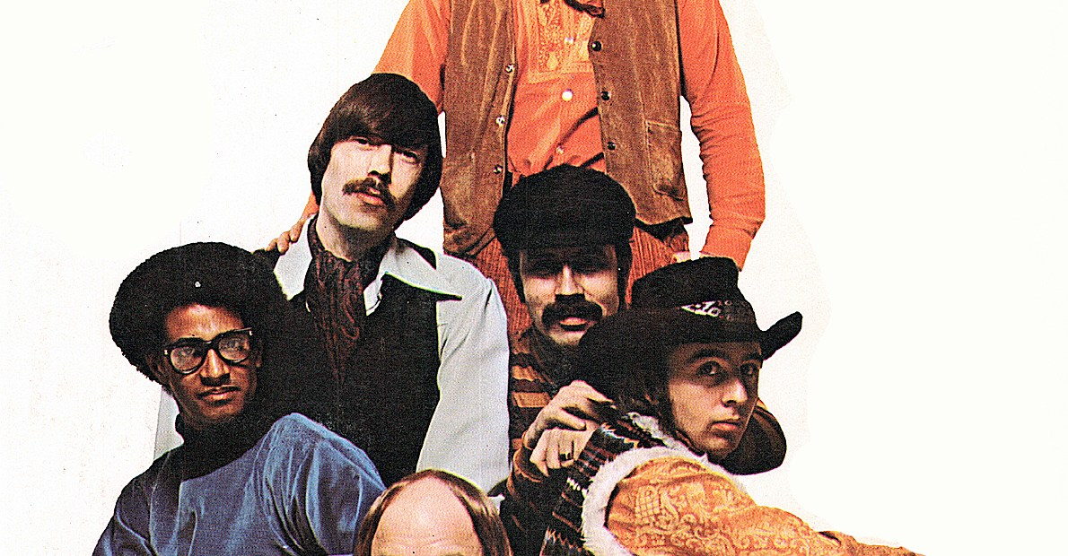 Ars Nova - II - Sunshine & Shadows 1969 - Atlantc Records