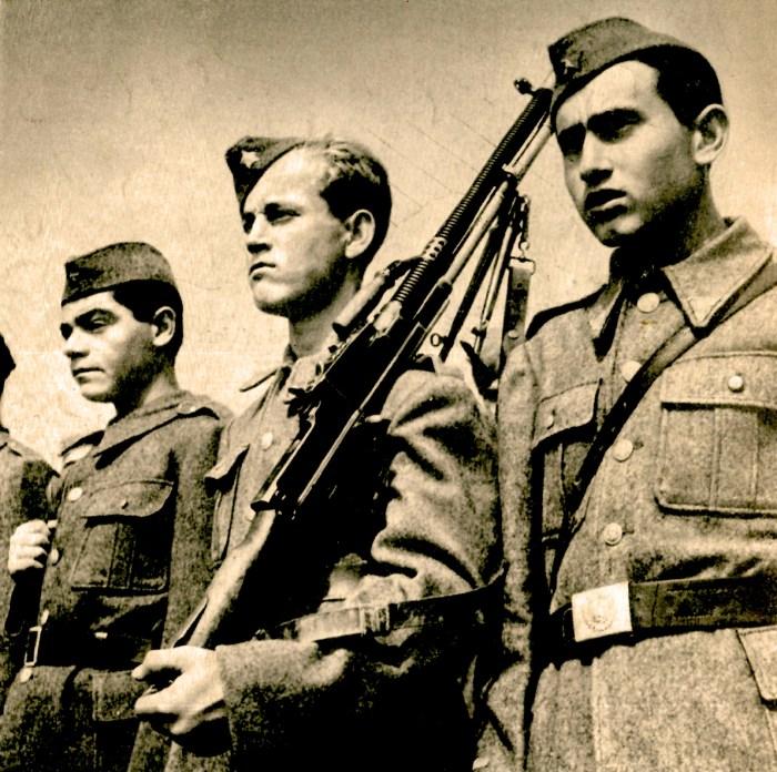 Tito's Army - September 1949