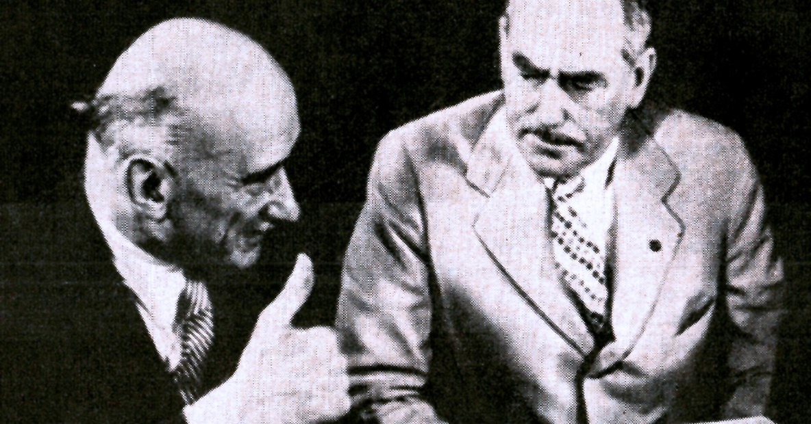 Prime MInister Schuman - Sec. of State Acheson - United Nations