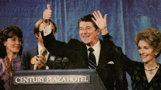President-elect Reagan