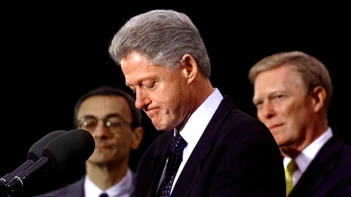 President Bill Clinton - 1998