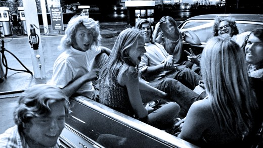 It's June 1975 – You're A Teenager – You Live In L.A. – It's Officially Almost Summer, The Obscene Steven Clean Says So.