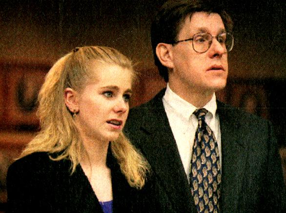 Tonya Harding and Attorney
