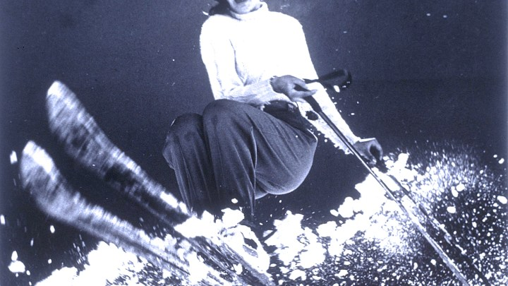 Andrea Meade Lawrence - 1948 Winter Olympics