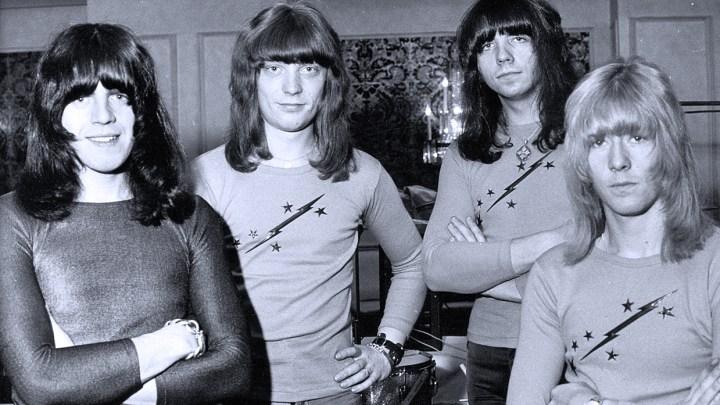 The Sweet - live in Berlin - 1976