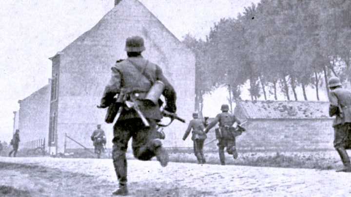 German Troops - February 1940