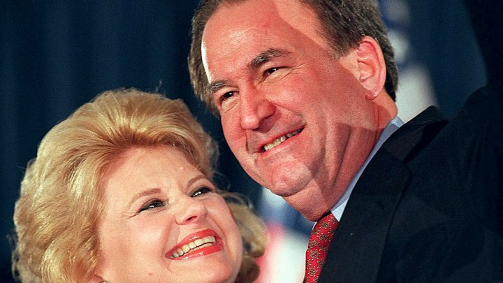 Pat Buchanan - 1996 Iowa Caucus