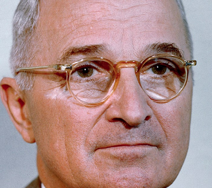 President Harry S. Truman - address to Armed Forces