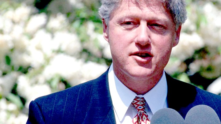 Bill Clinton - press conference - April 20, 1993
