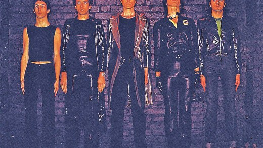 Ultravox! – Live at The Marquee, London – 1978 – Past Daily Soundbooth