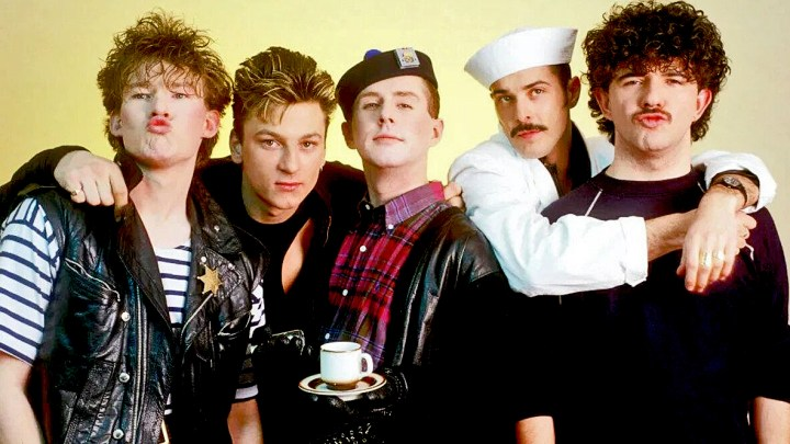 Frankie Goes To Hollywood (Rex Features)