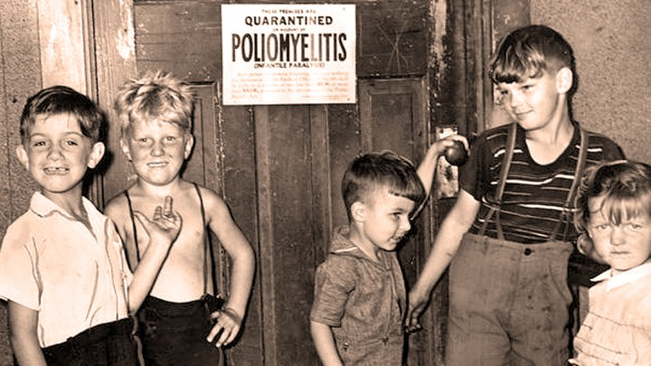 The Polio Quarantine of 1946