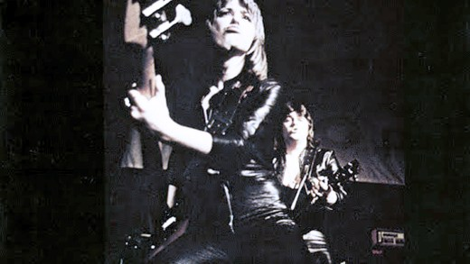 Suzi Quatro – In Concert At The Fabulous Forum, L.A. -1975 – Past Daily Backstage Pass