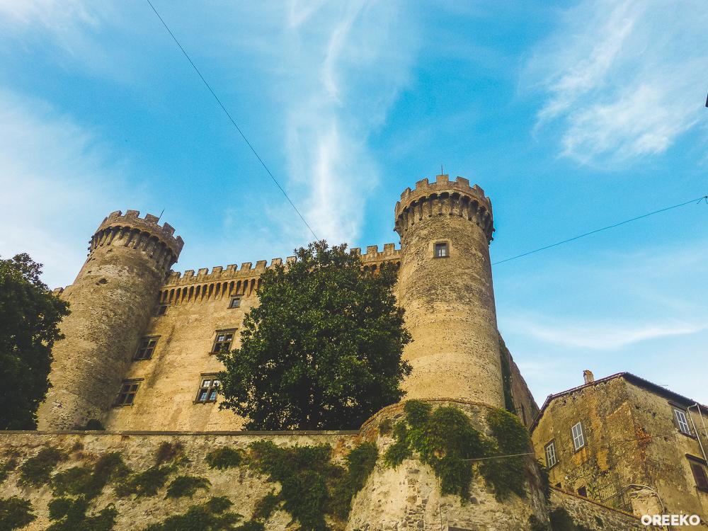 Castello Orsini-Odescalchi Bracciano, Lazio Italy via oreeko