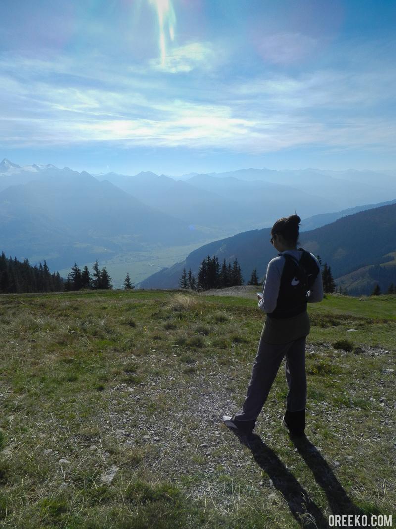 Hinking On the Schmittenhöhe Mountains, Austria (8 of 13)