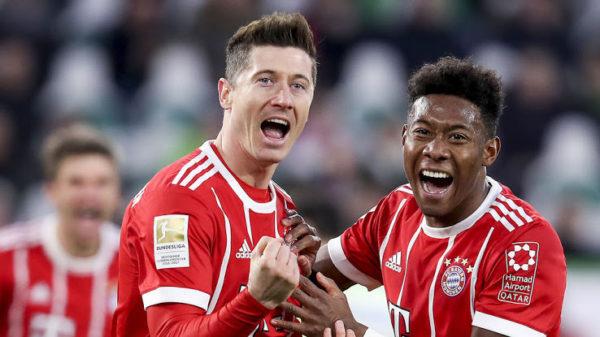 fc bayern munich soccer players