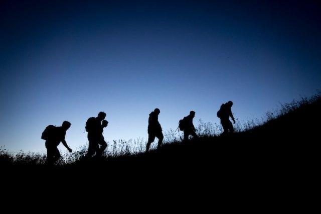 hiking in new south wales tobias mrzyk