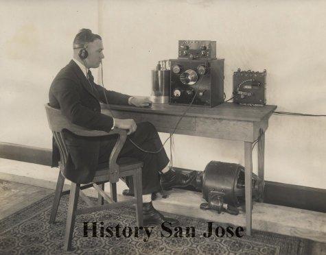 National Radio Company equipment