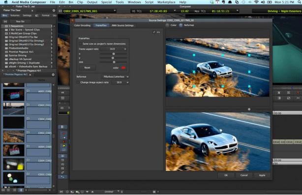 Premiere Pro CC Vs FCPX 10 1 Vs Avid Media Composer 7
