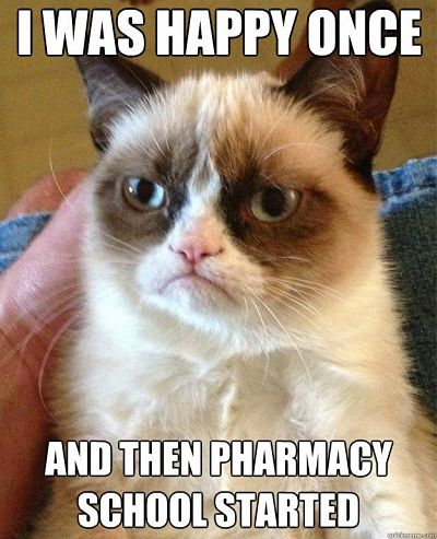 7 Memes Only Pharmacy Students Would Understand