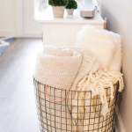Cozy Blanket Storage Ideas Hunker