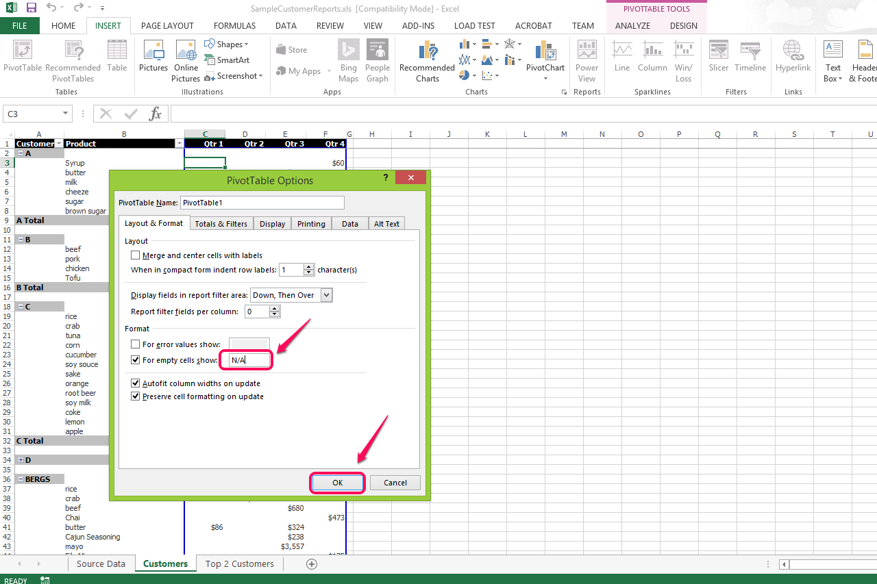 Excel Average Function Ignore Blank Cells