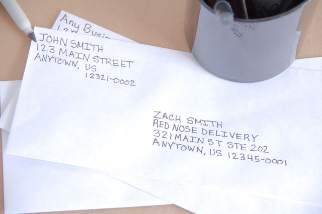 How to Address an Envelope to Finland
