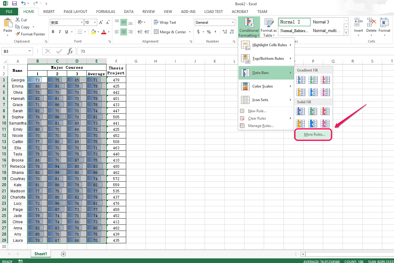 Excel Conditional Formatting Dates Older Than
