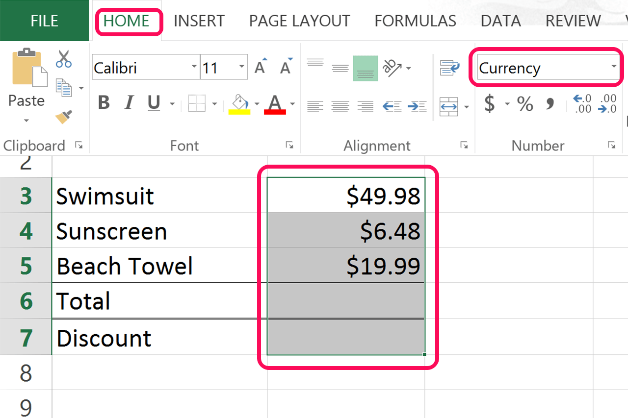 How To Calculate Discount Rate In Excel