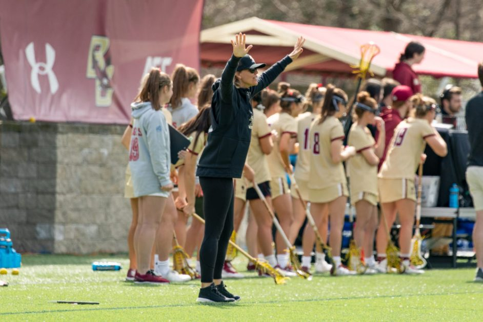 Lacrosse Head Coach Acacia Walker-Weinstein Agrees to New Contract