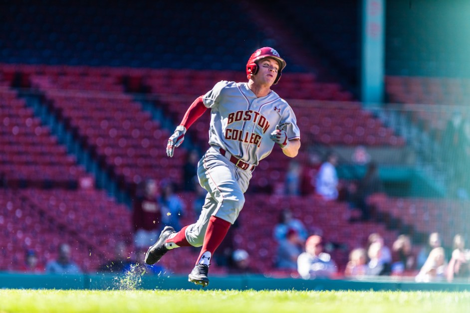 Mancini, Timely Hitting Leads BC to Win in Rhode Island