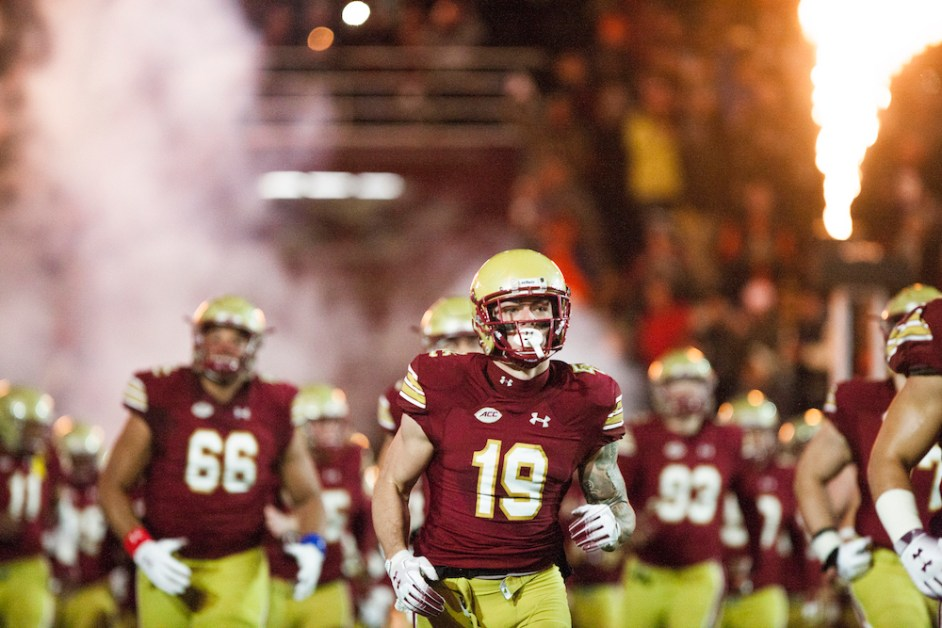 Breaking Down the 2019 BC Football Schedule
