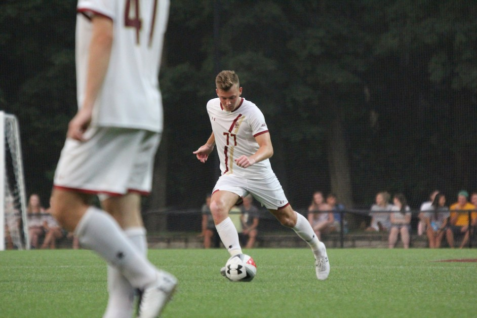Eagles Open Preseason With 3-1 Win Against Providence