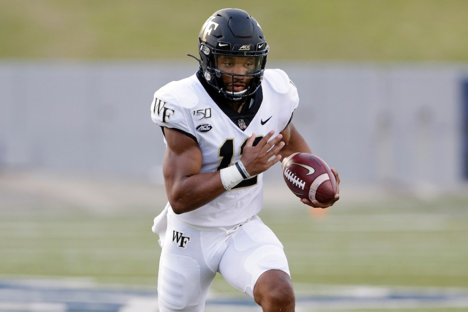 Previewing 2019 Football: vs. Wake Forest
