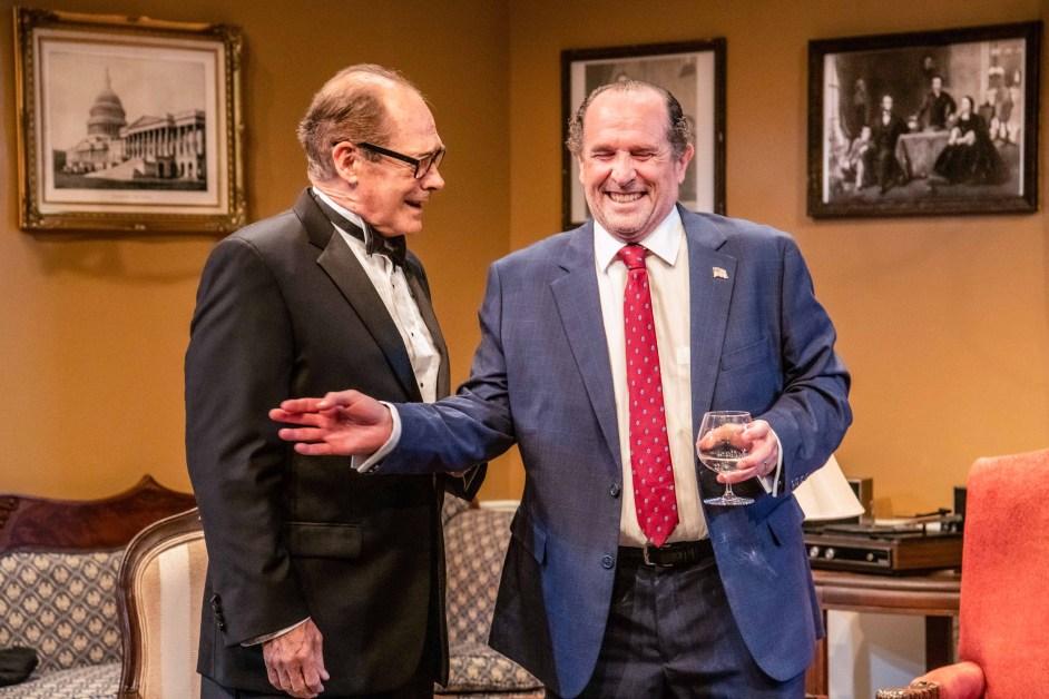 Humanity and Humor in 'Nixon's Nixon'