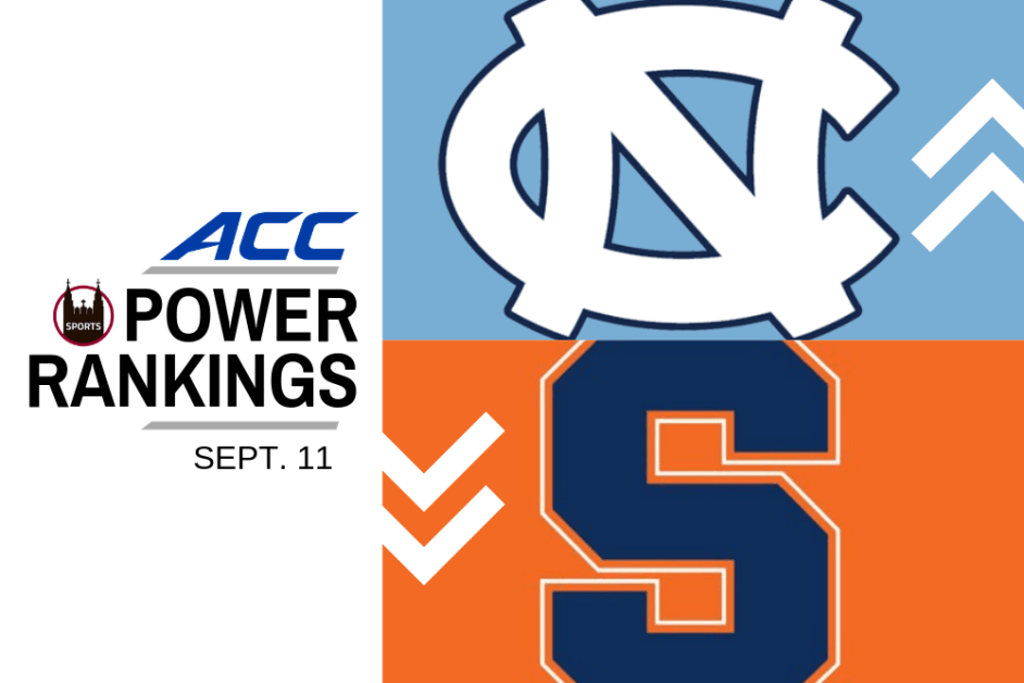 ACC Power Rankings: It's Clemson, and a Whole Lot of Chaos