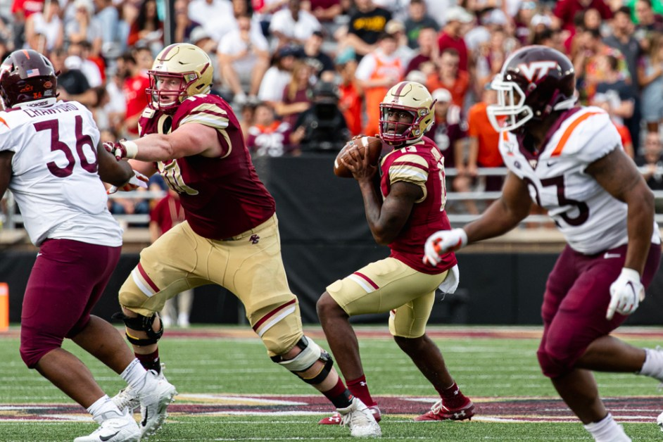 The Top-10 Plays From BC-Virginia Tech